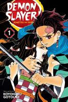Cover image for Demon slayer. 1, Cruelty