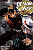 Cover image for Demon slayer. 2