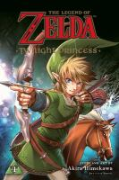 Cover image for The legend of Zelda : twilight princess. 4