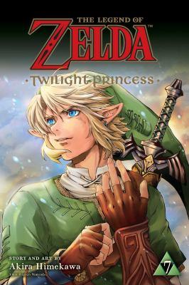 Cover image for The legend of Zelda : twilight princess. 7