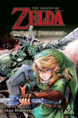 Cover image for The Legend of Zelda 8 : Twilight Princess
