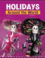 Cover image for Holidays around the world
