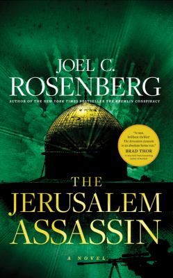 Cover image for The Jerusalem assassin
