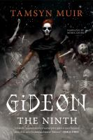 Cover image for Gideon the Ninth
