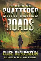 Cover image for Shattered roads