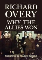 Cover image for Why the allies won