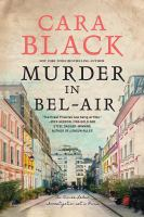 Cover image for Murder in Bel-Air