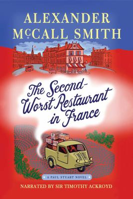 Cover image for The second-worst restaurant in France