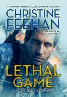 Cover image for Lethal game Ghostwalkers series, book 16