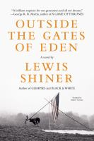 Cover image for Outside the gates of Eden