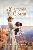 Cover image for A distance too grand American wonders collection, book 1