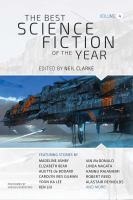 Cover image for The best science fiction of the year volume 4