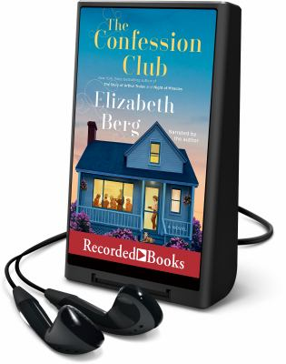 Cover image for The confession club