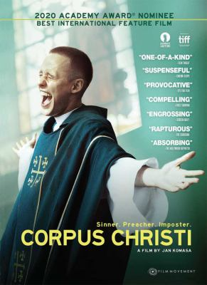 Cover image for Corpus Christi