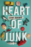 Cover image for Heart of junk