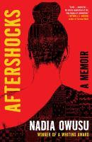 Cover image for Aftershocks : a memoir