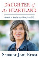 Cover image for Daughter of the heartland : my ode to the country that raised me