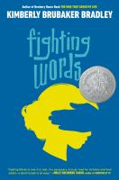 Cover image for Fighting words