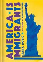 Cover image for America is immigrants