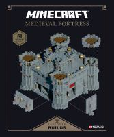 Cover image for Minecraft : medieval fortress : exploded builds