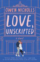Cover image for Love, unscripted