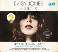 Cover image for Daisy Jones & the Six