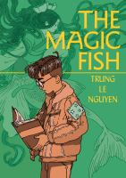 Cover image for The magic fish