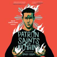 Cover image for Patron saints of nothing