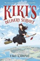 Cover image for Kiki's delivery service