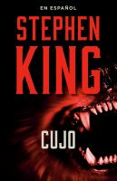 Cover image for Cujo