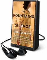 Cover image for The fountains of silenced