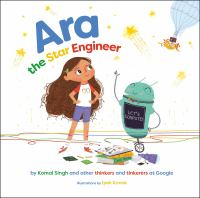 Cover image for Ara the star engineer