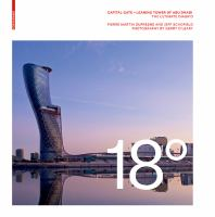Cover image for 18°  Capital Gate - leaning tower of Abu Dhabi : the ultimate diagrid
