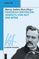 Cover image for Friedrich Nietzsche jenseits von gut und böse