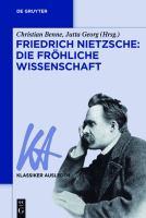 Cover image for Friedrich Nietzsche die fröhliche wissenschaft.