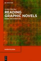 Cover image for Reading graphic novels  genre and narration