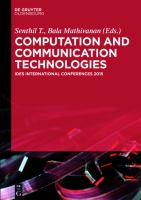 Cover image for Computation and communication technologies