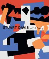 Cover image for Stuart Davis : in full swing