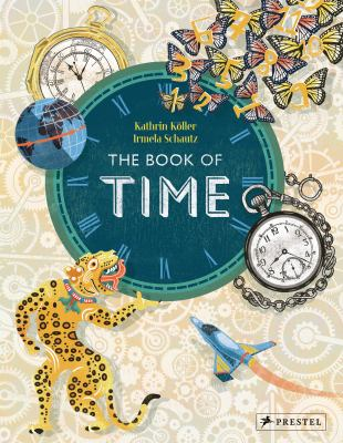 Cover image for The book of time