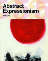Cover image for Abstract expressionism