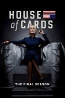 Cover image for House of cards The complete sixth and final season