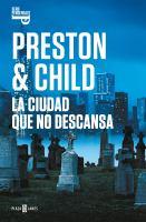 Cover image for La ciudad que no descansa