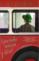 Cover image for Querida señora Bird
