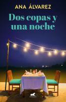 Cover image for Dos copas y una noche