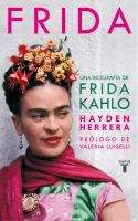Cover image for Frida : A Biography of Frida Kahlo