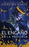 Cover image for El engaño de la princesa