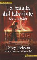 Cover image for La batalla del laberinto