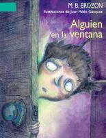 Cover image for Alguien en la ventana