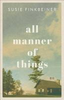 Cover image for All manner of things