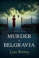 Imagen de portada para Murder in Belgravia